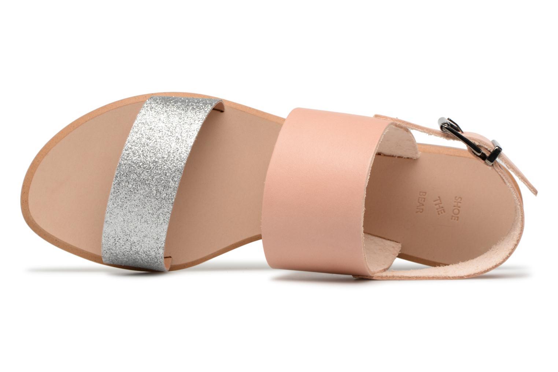 L Bear Silver Shoe The Flora 210 t8wqP