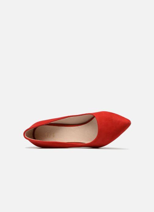 Escarpins Shoe the bear JANE S Rouge vue gauche