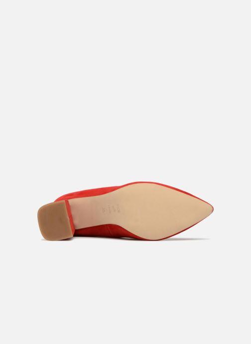 Escarpins Shoe the bear JANE S Rouge vue haut
