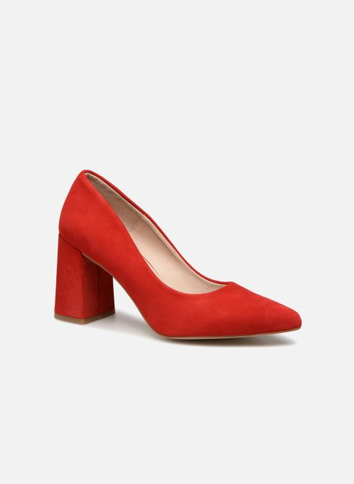 High heels Shoe the bear JANE S Red detailed view/ Pair view