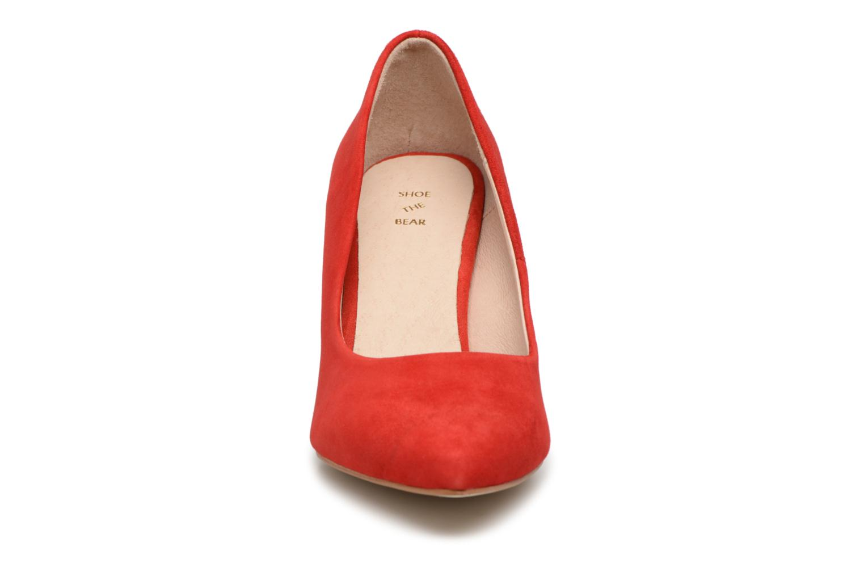Escarpins Shoe the bear JANE S Rouge vue portées chaussures