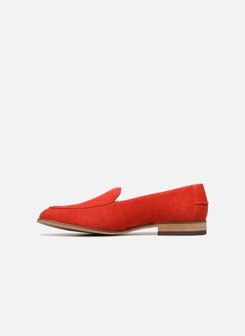 Mocasines Shoe the bear JUNO S Rojo vista de frente