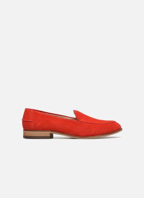 Mocasines Shoe the bear JUNO S Rojo vistra trasera
