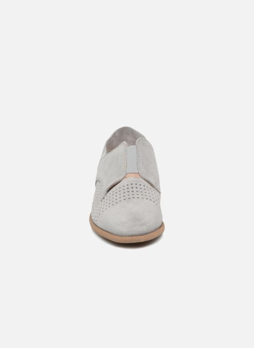 Mocassins Shoe the bear LOUIS S Gris vue portées chaussures
