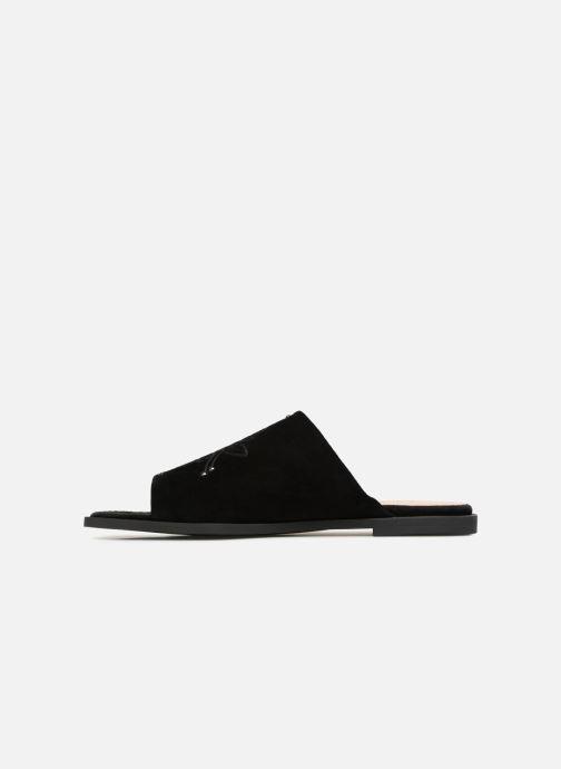 Wedges Shoe the bear MARCY S Zwart voorkant