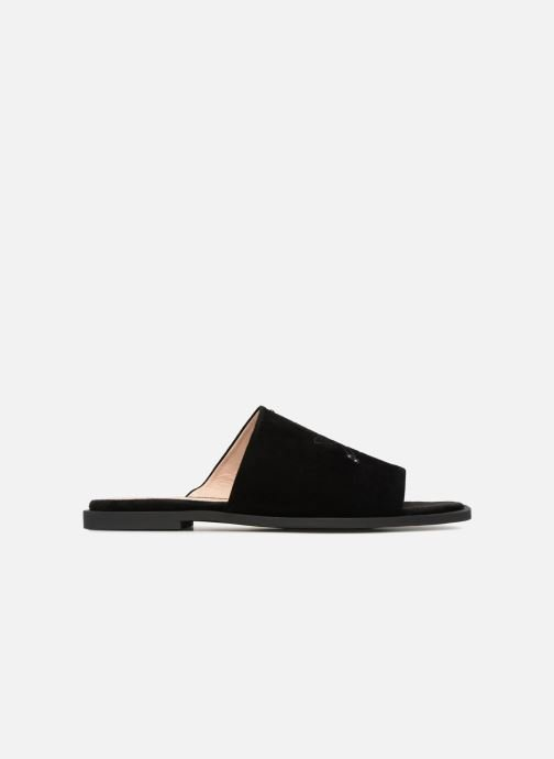 Zuecos Shoe the bear MARCY S Negro vistra trasera