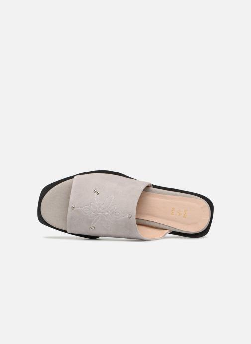 Shoe the bear MARCY S (Gris) Mules et sabots chez Sarenza