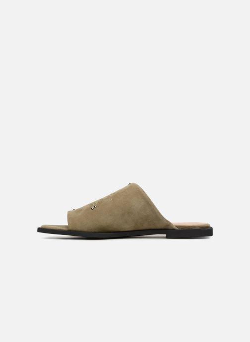 Wedges Shoe the bear MARCY S Groen voorkant
