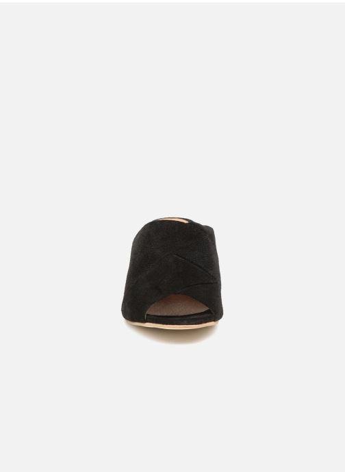 Mules et sabots Shoe the bear MARRY S Noir vue portées chaussures