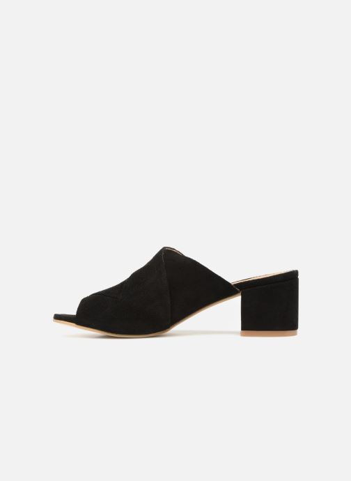 Wedges Shoe the bear MARRY S Zwart voorkant