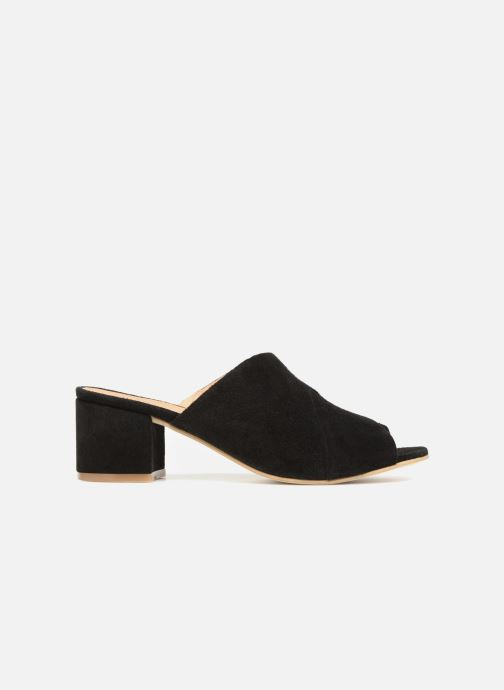 Wedges Shoe the bear MARRY S Zwart achterkant