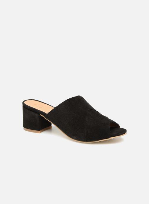 Mules et sabots Shoe the bear MARRY S Noir vue détail/paire