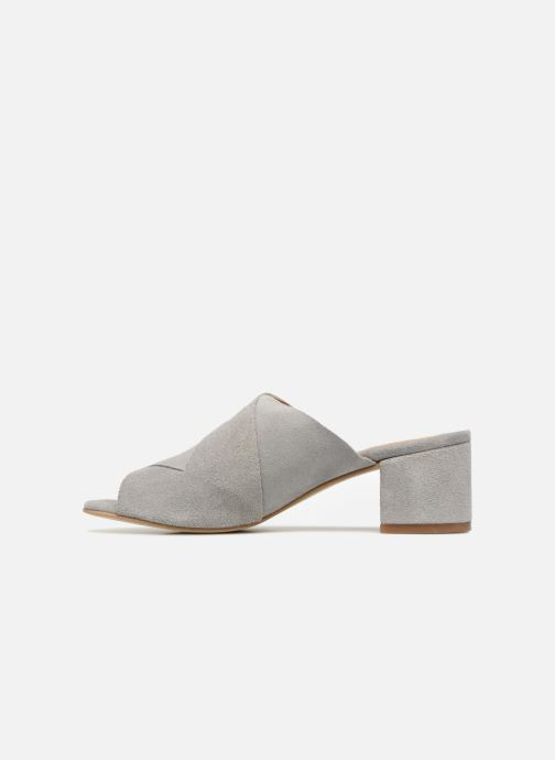 Mules et sabots Shoe the bear MARRY S Gris vue face