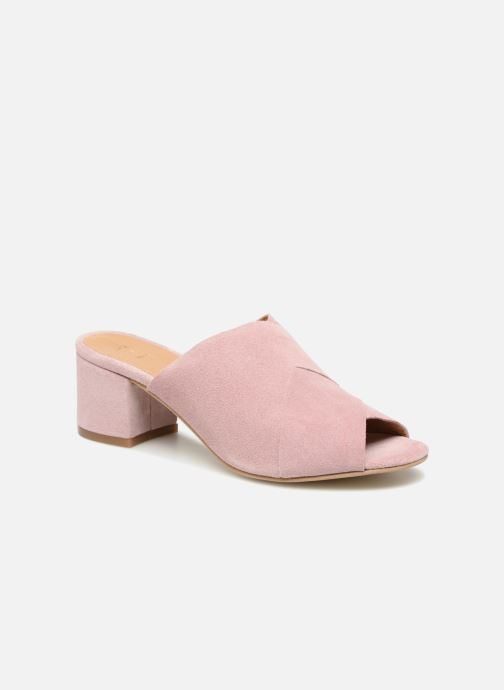 Wedges Shoe the bear MARRY S Roze detail