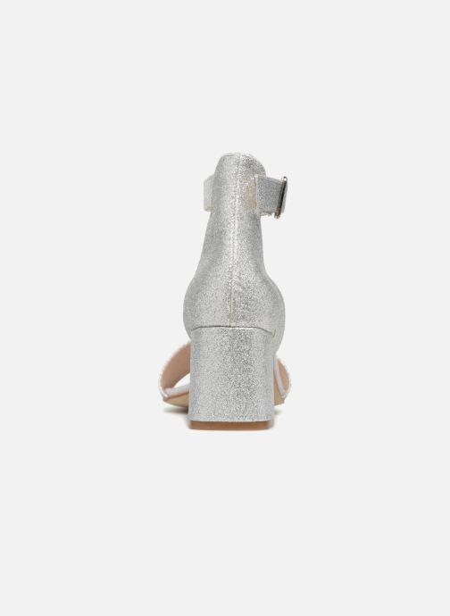 Sandales et nu-pieds Shoe the bear MAY T Argent vue droite