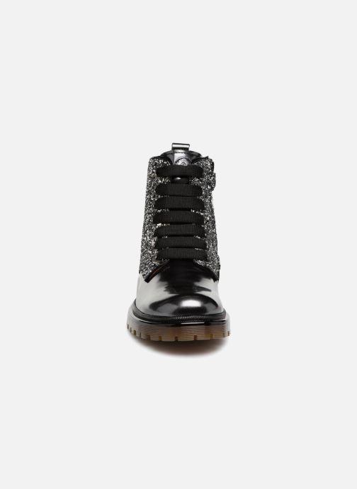Bottines et boots Romagnoli Gemma Noir vue portées chaussures