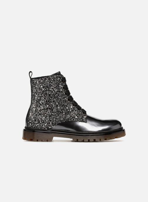 Bottines et boots Romagnoli Gemma Noir vue derrière