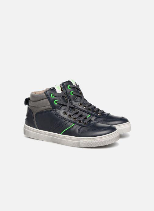 Sneakers Romagnoli Danilo Blauw 3/4'