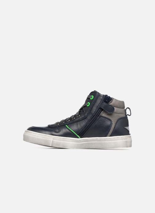 Sneakers Romagnoli Danilo Blauw voorkant