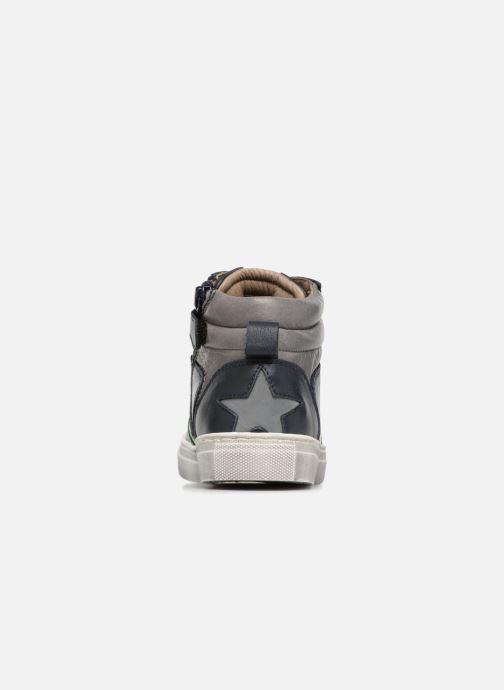 Sneakers Romagnoli Danilo Blauw rechts