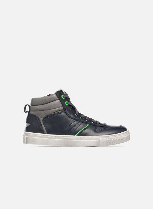 Sneakers Romagnoli Danilo Blauw achterkant