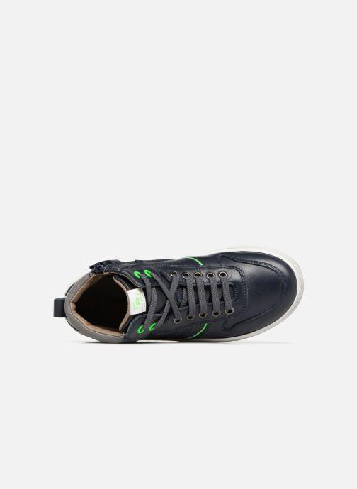 Sneakers Romagnoli Danilo Blauw links