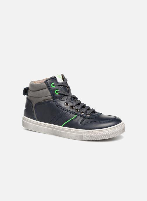 Sneakers Romagnoli Danilo Blauw detail