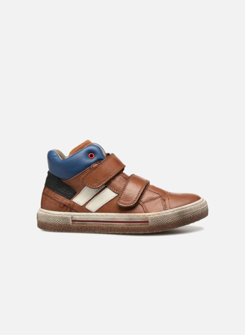 Trainers Romagnoli Federico Brown back view