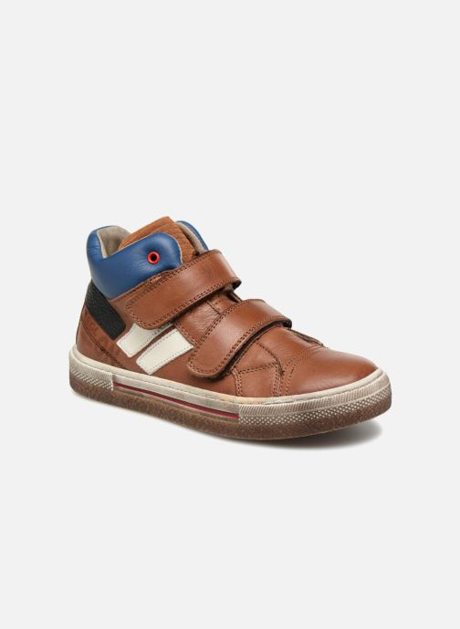 Trainers Romagnoli Federico Brown detailed view/ Pair view
