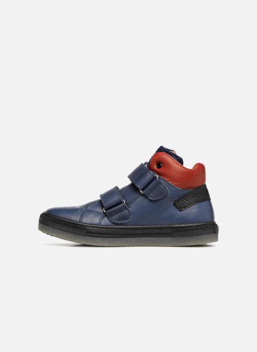 Sneakers Romagnoli Federico Blauw voorkant
