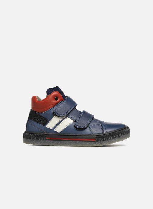 Sneakers Romagnoli Federico Blauw achterkant
