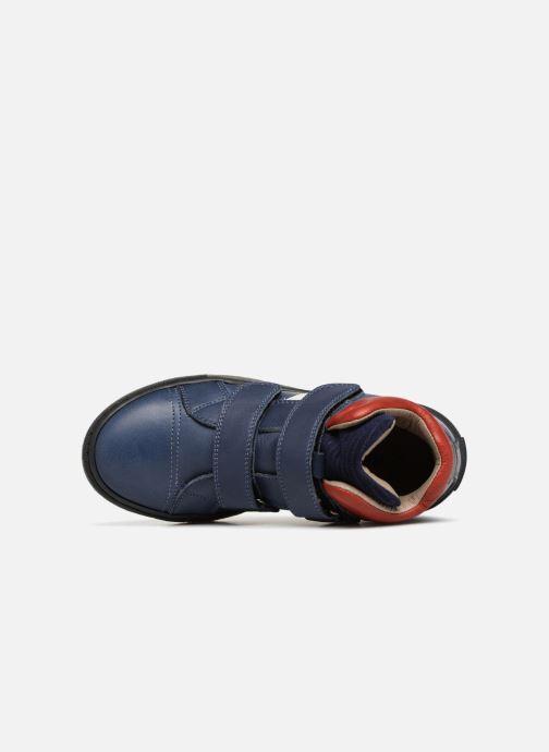 Sneakers Romagnoli Federico Blauw links
