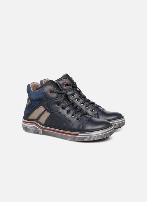 Sneakers Romagnoli Luca Blauw 3/4'