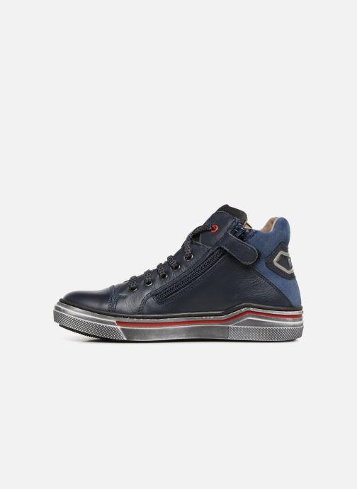 Sneakers Romagnoli Luca Blauw voorkant