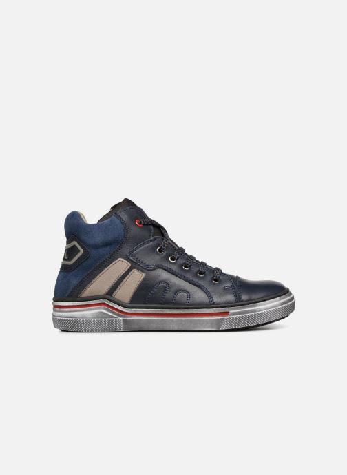Sneakers Romagnoli Luca Blauw achterkant