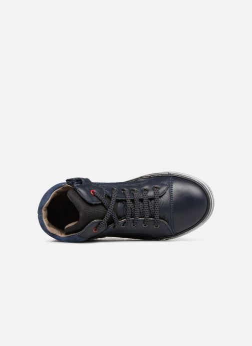 Sneakers Romagnoli Luca Blauw links