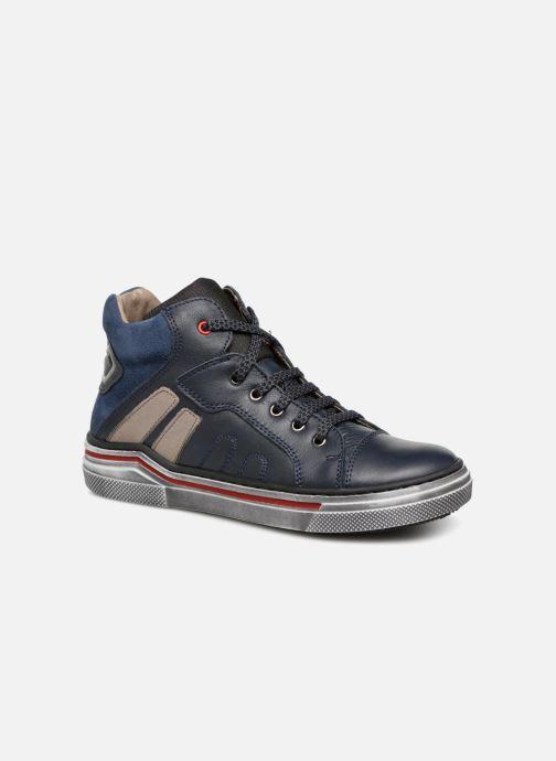 Sneakers Romagnoli Luca Blauw detail