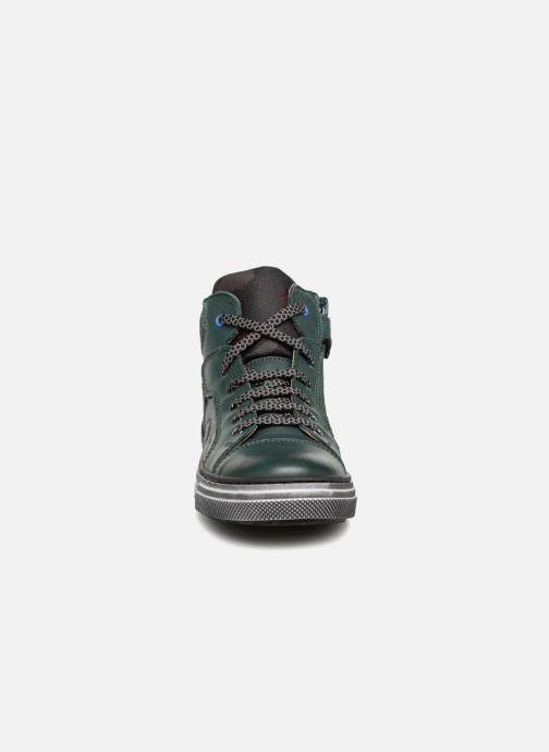 Baskets Romagnoli Luca Vert vue portées chaussures