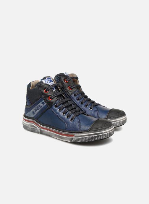 Sneakers Romagnoli Nico Blauw 3/4'