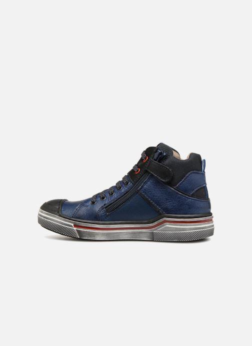 Sneakers Romagnoli Nico Blauw voorkant
