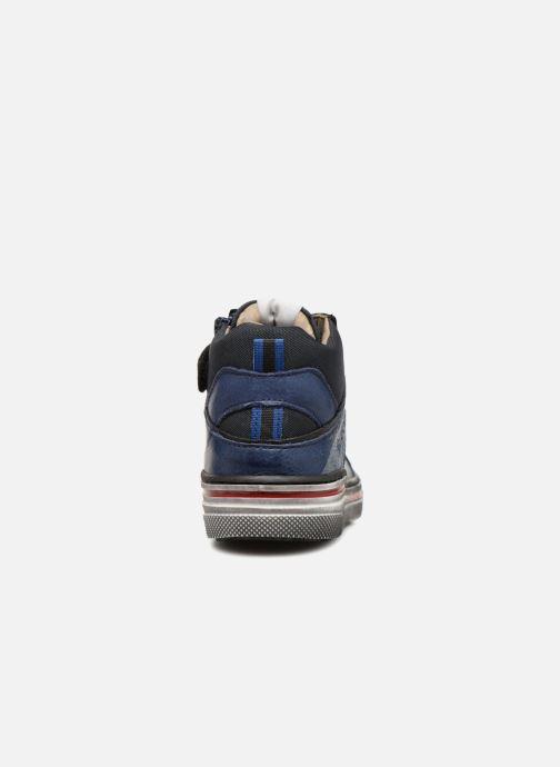Sneakers Romagnoli Nico Blauw rechts