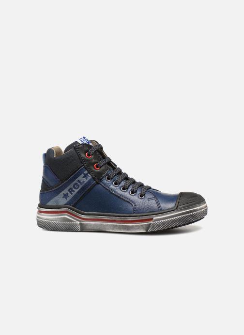 Sneakers Romagnoli Nico Blauw achterkant