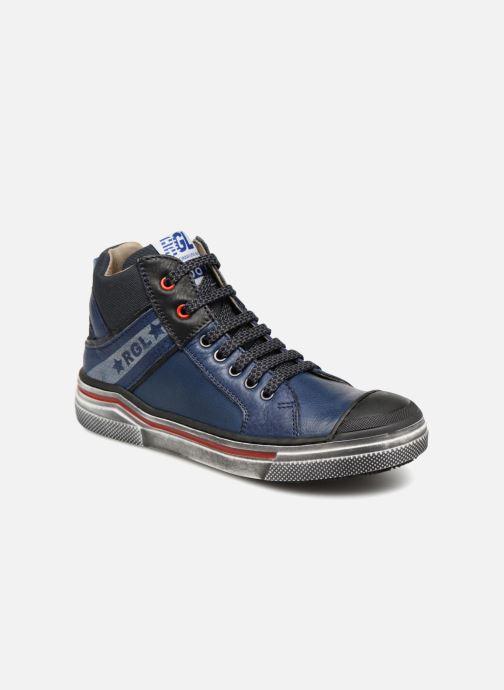 Sneakers Romagnoli Nico Blauw detail