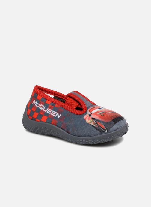 Hjemmesko Cars Soglio Grå detaljeret billede af skoene