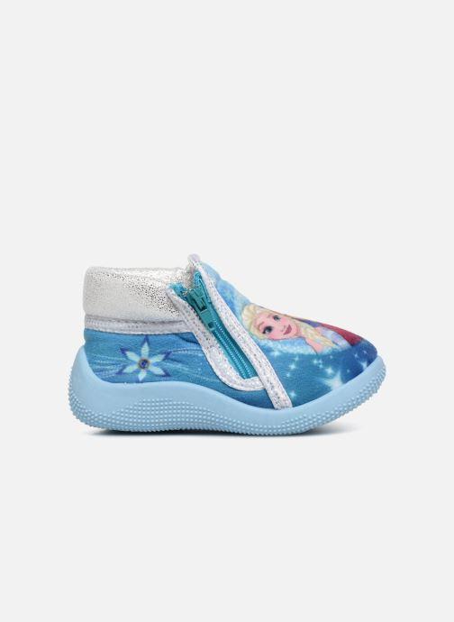 Pantoffels Frozen Sergine Blauw achterkant