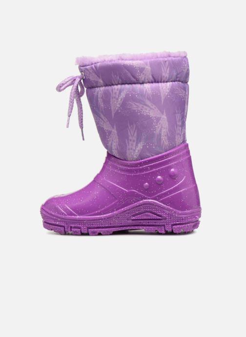 Sportschuhe Frozen Sibérie lila ansicht von vorne
