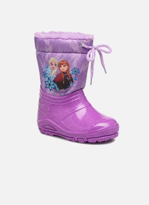 Chaussures de sport Frozen Sibérie Violet vue détail/paire