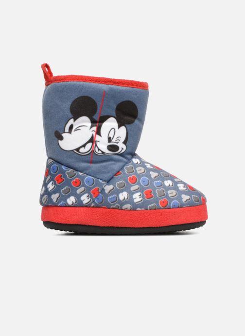 Hausschuhe Mickey Mouse Sanaga grau ansicht von hinten