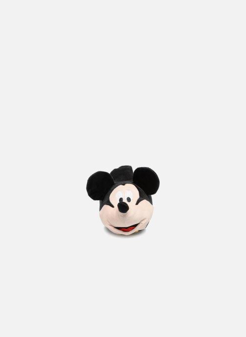 Hausschuhe Mickey Mouse Sini schwarz schuhe getragen