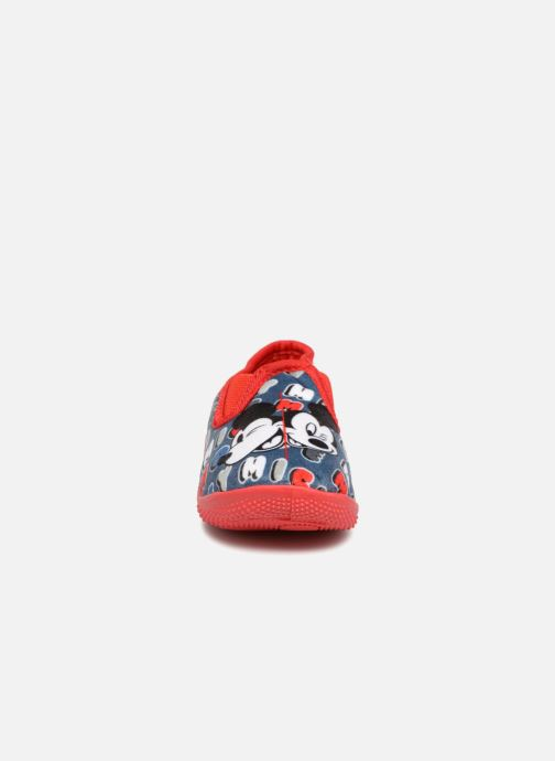 Slippers Mickey Sabal Blue model view